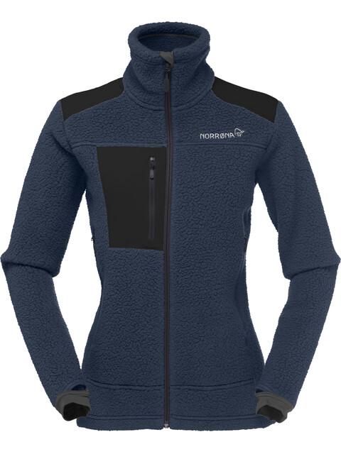 Norrøna W's Trollveggen Thermal Pro Jacket Cool Black